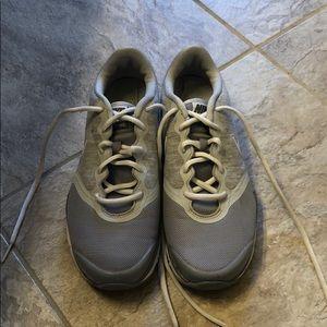 Women's Gray Nike Sneakers